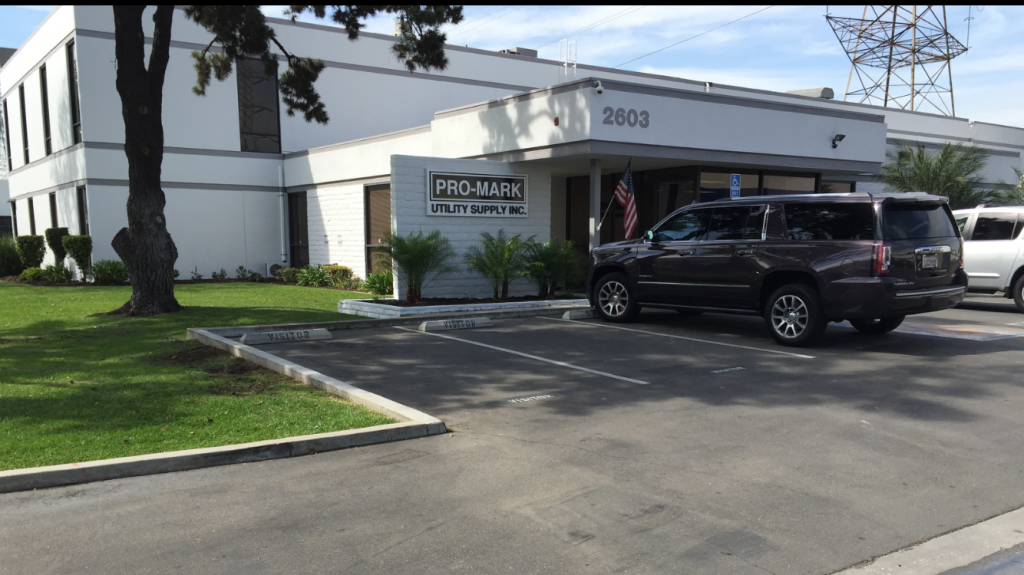 ProMark Utility Supply Offices